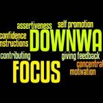 Downward Focus