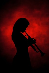 trumpeter / improvise