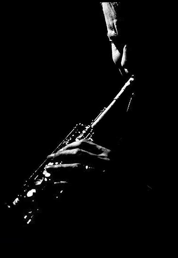sax / jazz-leader